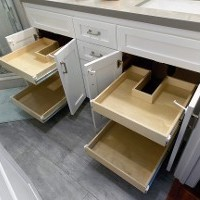 Double Drawers | Pull-Out Shelves in San Francisco, CA