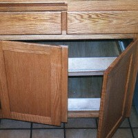 Lower Cabinet Drawers