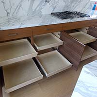 Lower Cabinet Kitchen Pull Out Shelves