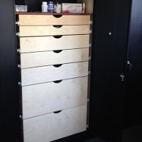 Seven Drawers
